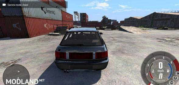 Audi RS Avant [0.5.6]